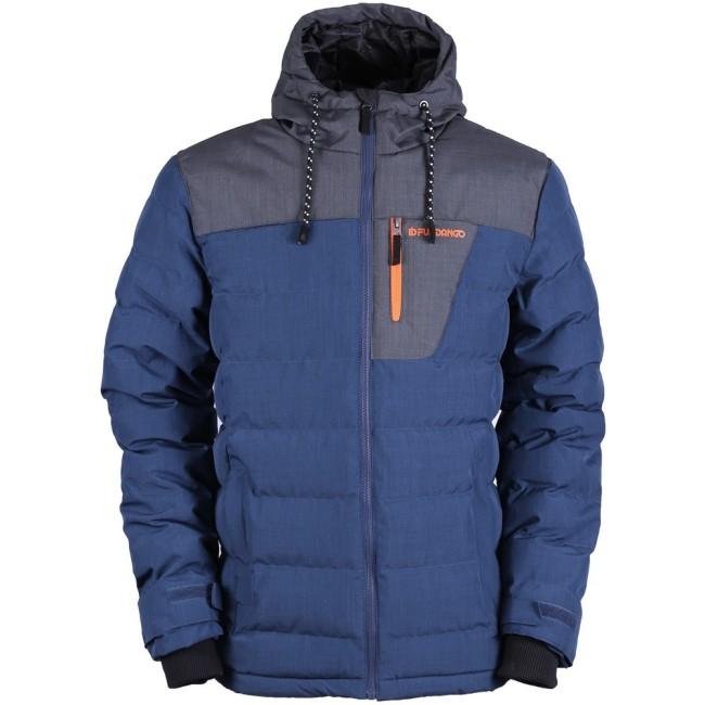 Fundango Passat Kék sí és snowboard kabát  fa957dd355