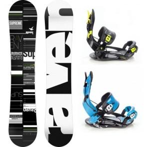 Supreme és FT270 Snowboard Kötés