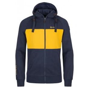 Stripe Kék pulóver