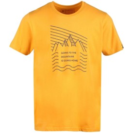 Basic T Logo 3 Mustard